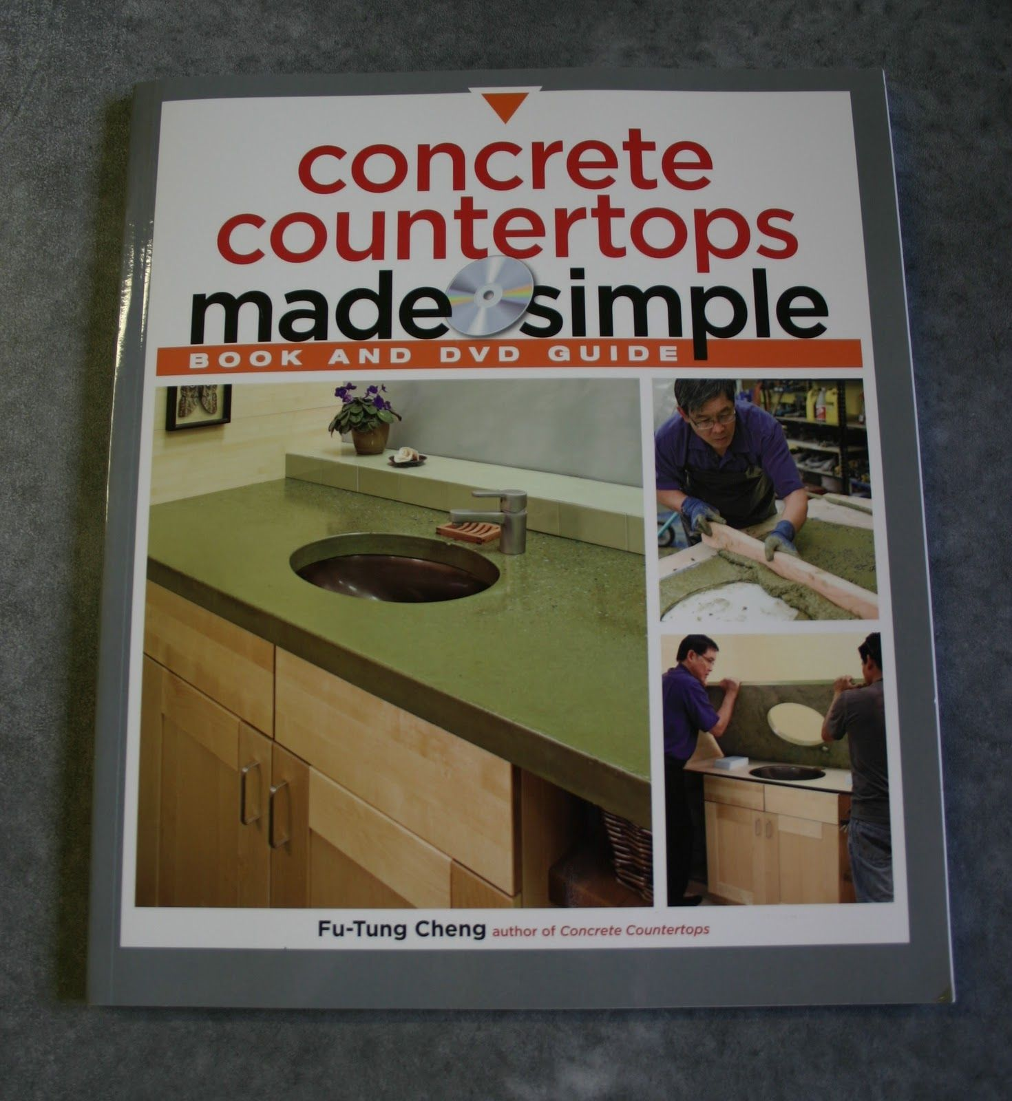 Concrete Countertops Book 4 Fabulous Tricks Can Change Your Life Grey Counter Tops Quartz