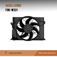 Electric Motor Cooling Fan For Oe A2045000293 A2049066802 A2045400788 A2049066802 Electricity Electric Fan Graphic Card