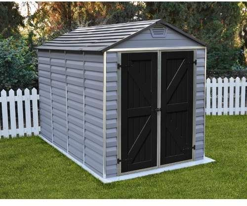 Skylight 6 Ft W X 10 Ft D Plastic Storage Shed In 2020
