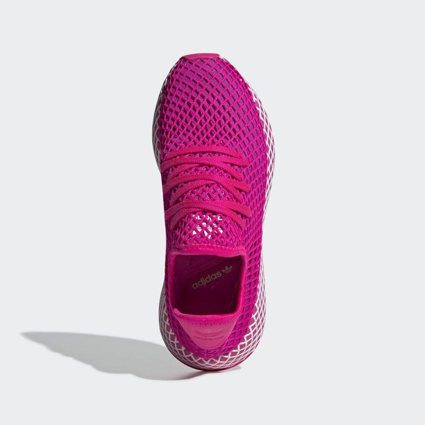 Deerupt Runner Shoes Shock Pink / Vivid Pink / Cloud White ...