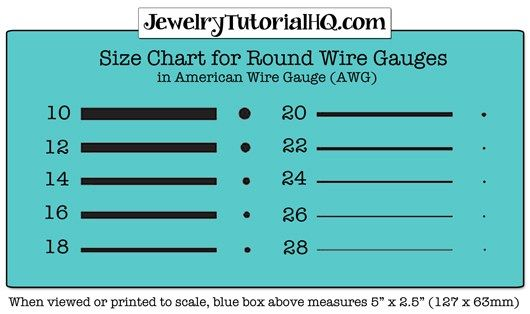 Jewelry wire gauge size chart awg american wire gauge all jewelry wire gauge size chart awg american wire gauge keyboard keysfo Choice Image