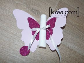 carte invitation 4 ans papillon fille   Cartes invitation anniversaire enfant, Invitation ...