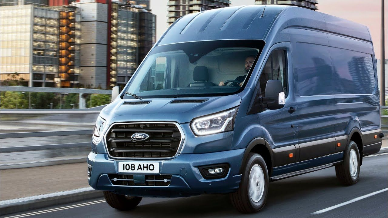 2020 Ford Transit Review Ford Transit Ford Commercial Vehicle
