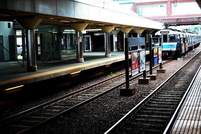 Boston, MA, USA Blue Line