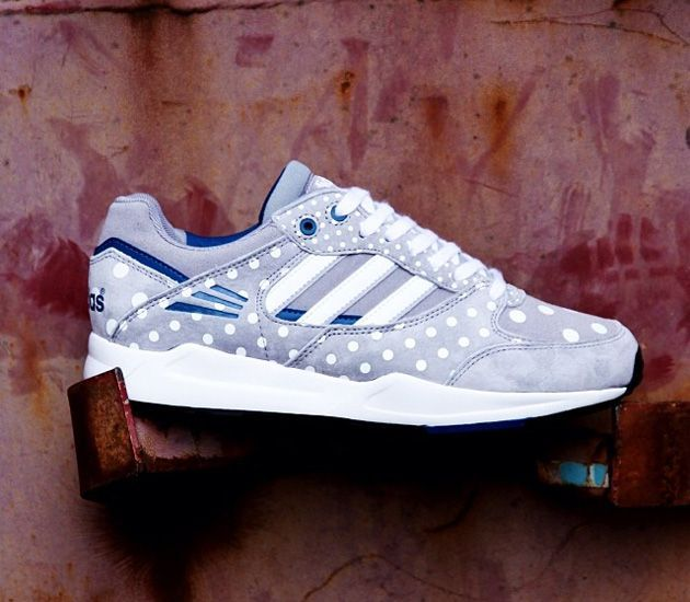 the latest 41e53 c9334 Trendy Womens Sneakers 2017 2018  adidas Originals Tech Super EF W Dotted  Grey