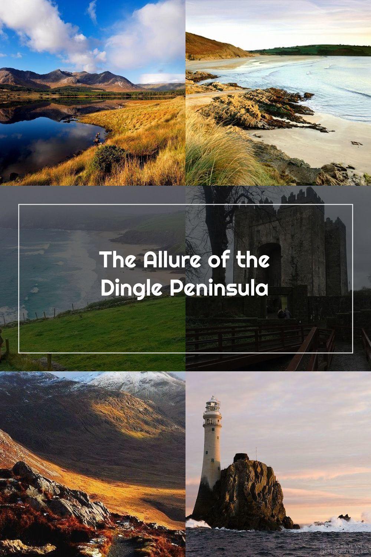 Pin Sa Ireland Landscape