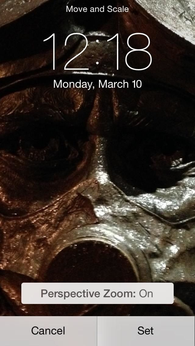 Stop Zoomed Wallpaper Resizing on iPhone iPad with a Workaround | Beautiful Wallpapers | Iphone ...