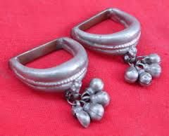 Image result for tribal toe rings
