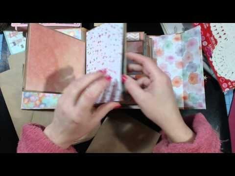 Envelope mini album share.