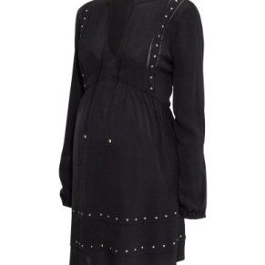 ed4b77666e3 H&M MAMA Maternity - Spooky stylish maternity clothes for the goth momma on  spookyandsweet.com