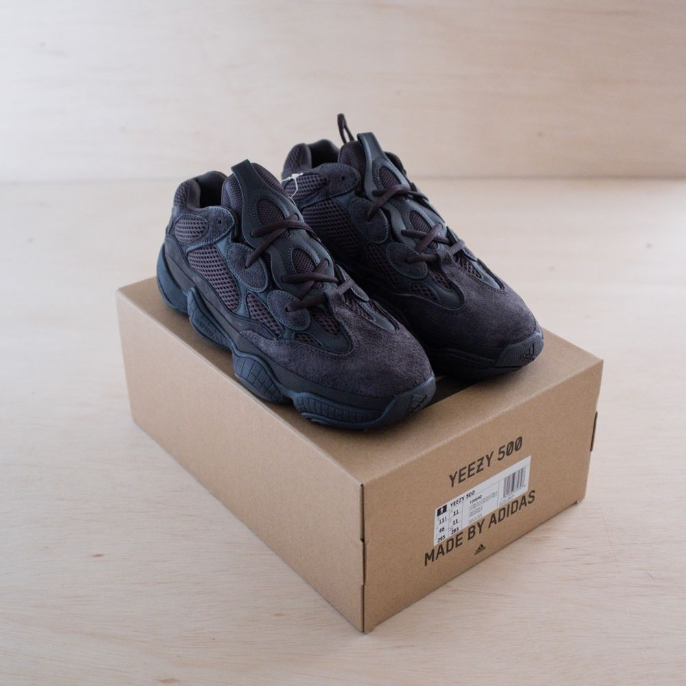 641396ba4d0c5 Adidas Yeezy 500 Utility Black Size 11.5 DS Brand New  fashion  clothing   shoes  accessories  mensshoes  athleticshoes (ebay link)