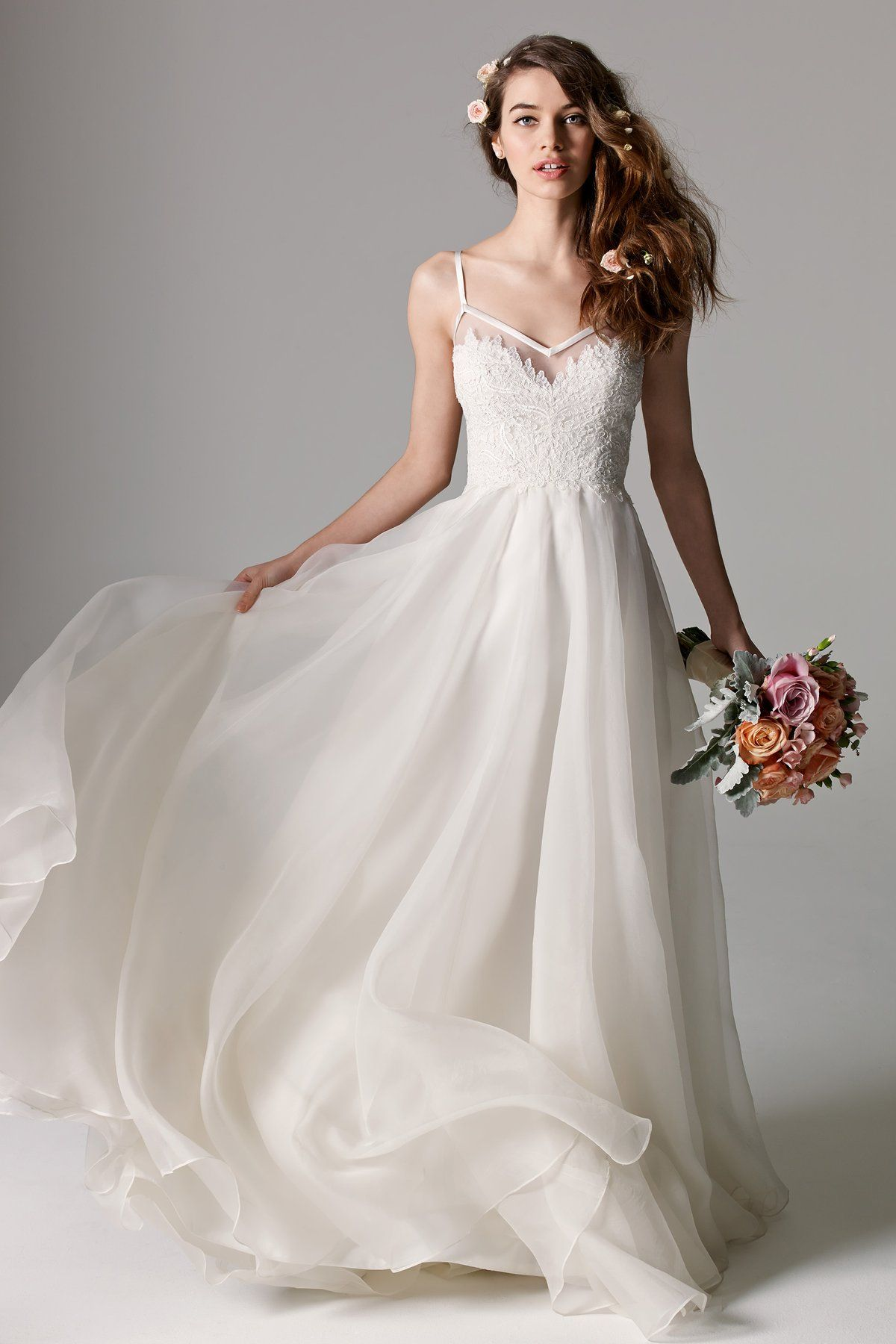 Watters Brides Kai Gown | Beautiful Wedding Dresses | Pinterest ...