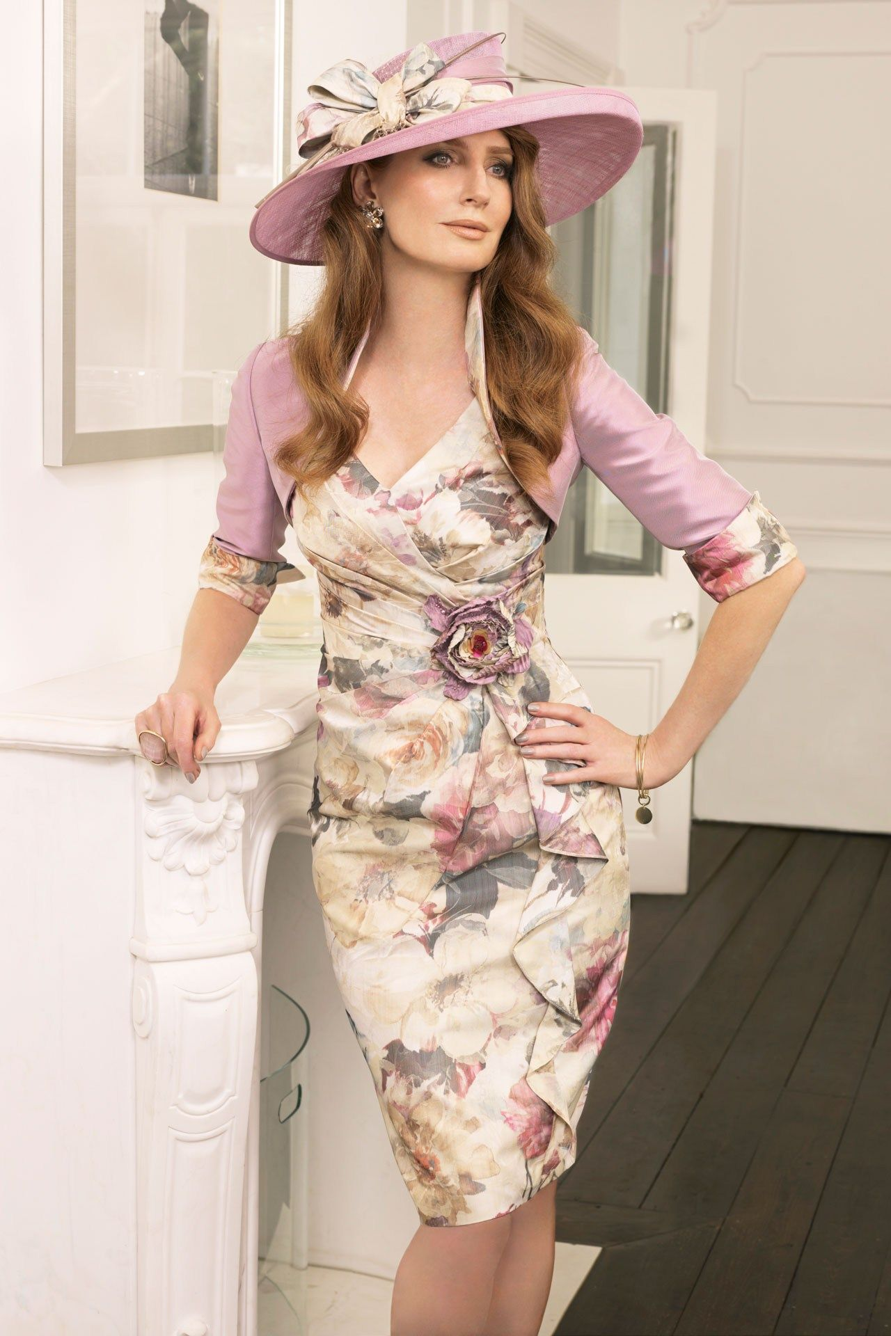 Mother outfits for wedding  Mother Of The Bride Dresses u Outfits BridesMagazine  Dress