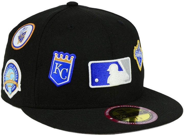 fa02b8b08 New Era Kansas City Royals Ultimate Patch Collection All Patches 59FIFTY Cap