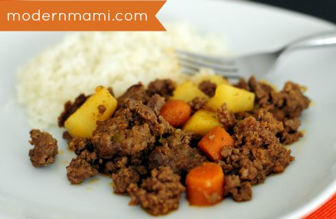 Ground meat recipes easy and quick