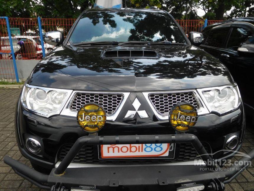 Harga Mitsubishi Pajero Sport Dakar 2012 Bekas di 2020