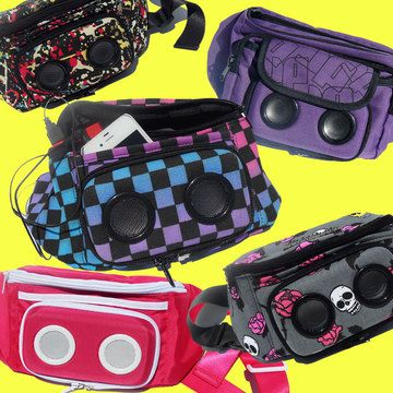 JammyPack! The updated Fanny pack.  Need it.