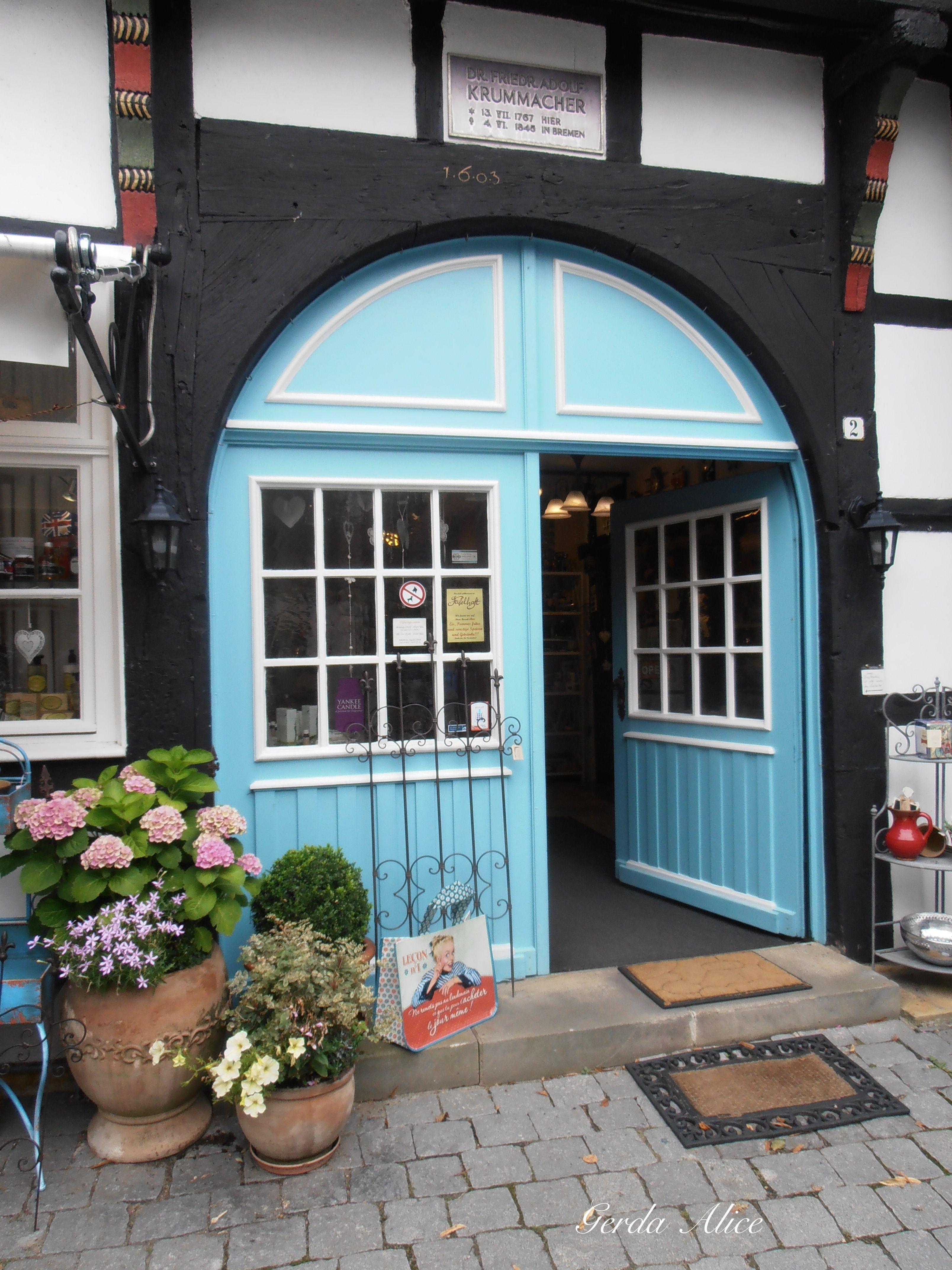 Shop Front * Gerda Alice