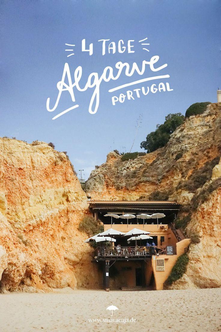 4 Tage Algarve - Meine Tipps für Portugals wilde Küste – Smaracuja #portugal