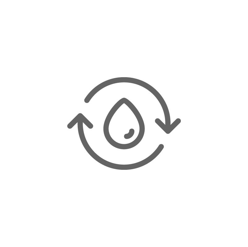 Recycle Reuse Water Icon Download On Iconfinder Water Icon Water Logo Icon