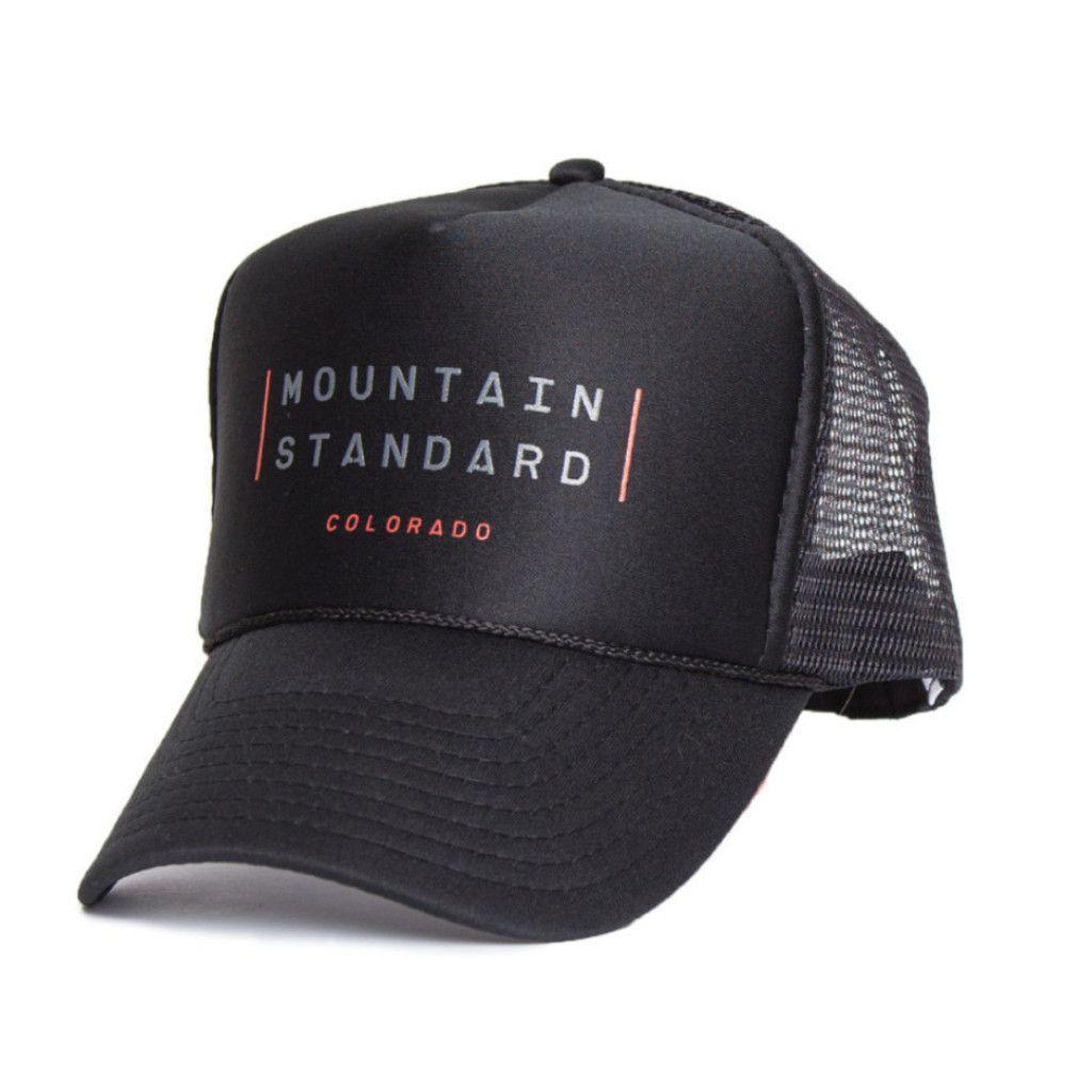 13e62c39 MS100 LOGO TRUCKER HAT | My Style | Hats, Hats for men, Hats for sale