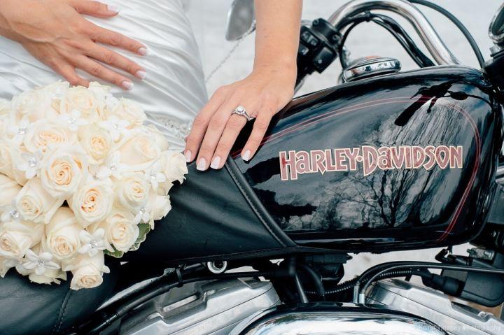 Harley Davidson Wedding: Harley Davidson Motorcycle Wedding