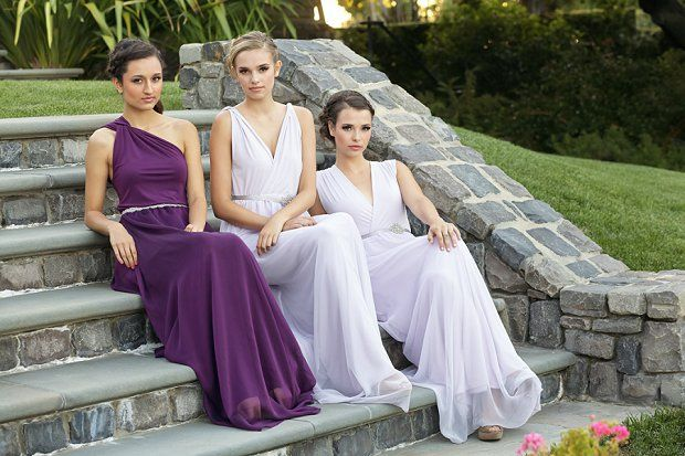 LHC Couture bridesmaid dresses... see more at http://www.wantthatwedding.co.uk