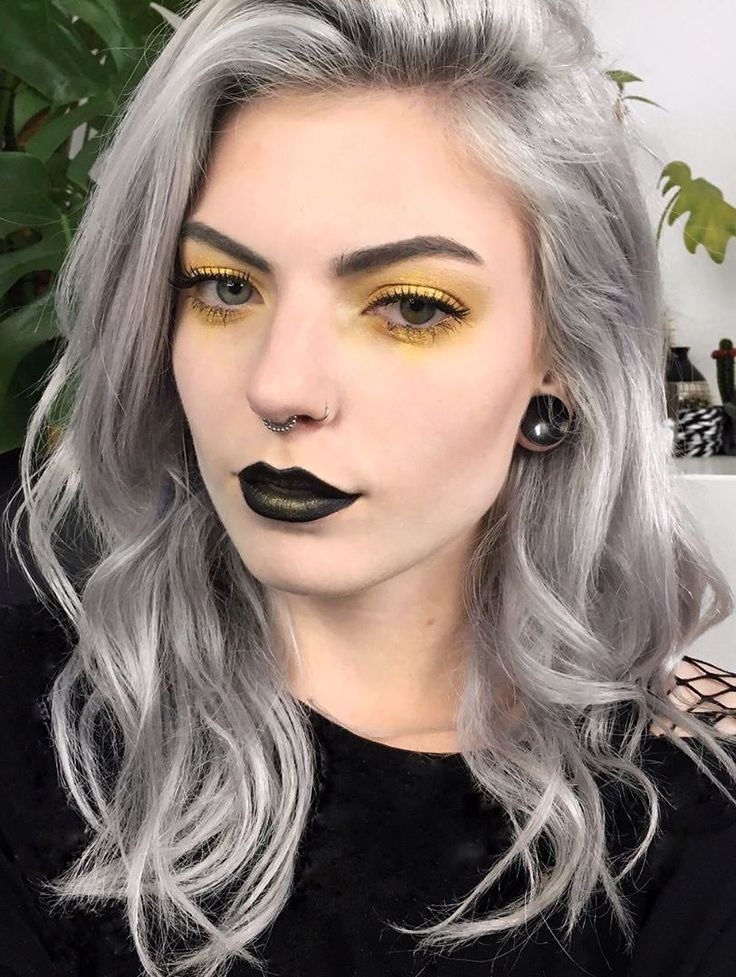 Pin by Brittney Mckewen on Hair Colors Silver hair dye
