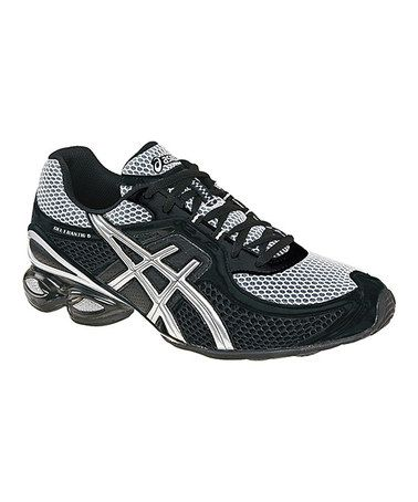 724539bee Black   Onyx GEL-Frantic 6 Cross-Training Shoe - Men by ASICS (these ...