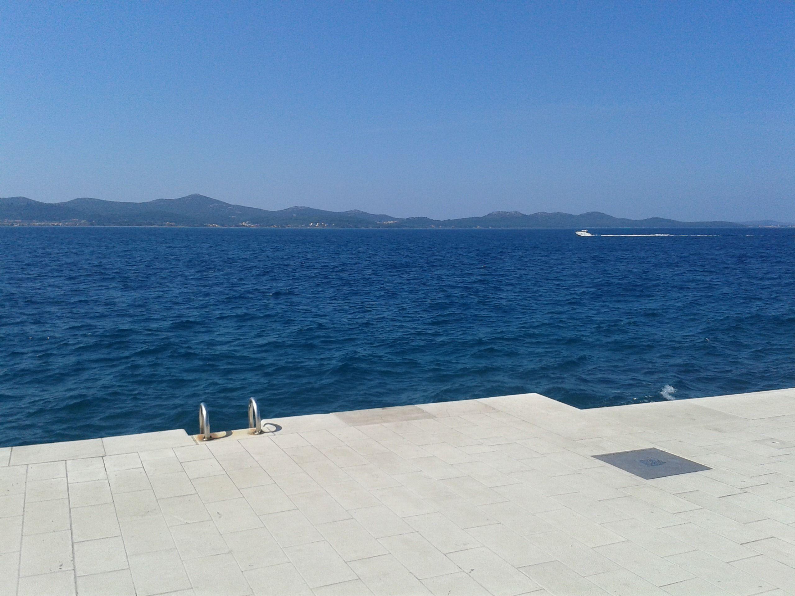Zadar, riva