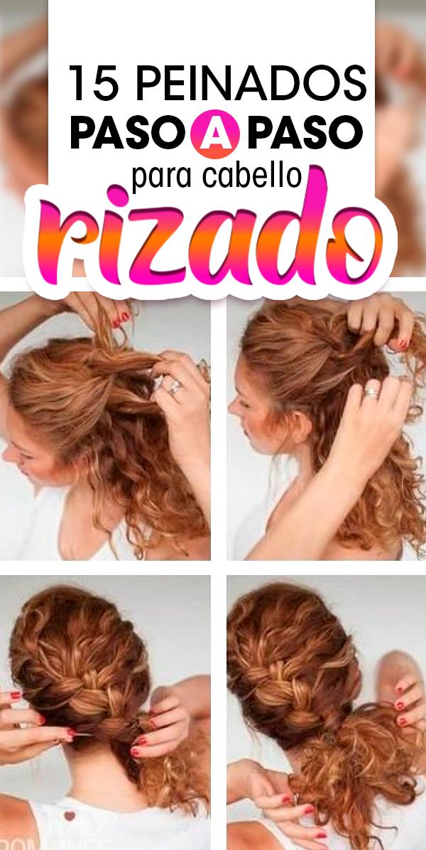 30 Peinados que debes intentar, al menos una vez, si eres una chica con cabello rizado  – Peinados