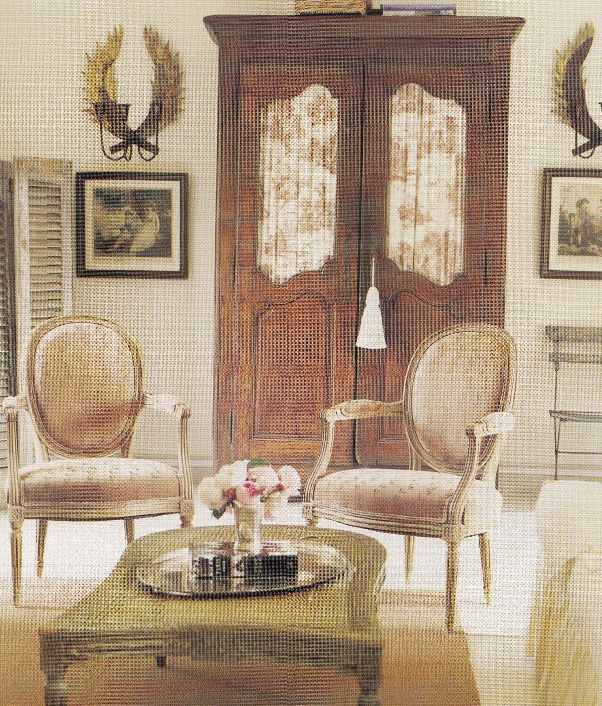 Montecito Home Interior Designer Lucinda Lester Published Country French Decorating By Better Homes English Decor French Country Decorating French Decorating