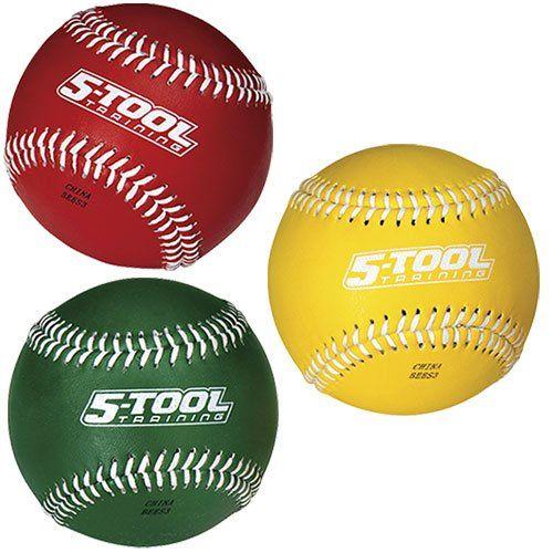 Rawlings 3 Inch Weighted Baseballs Baseball Training Equipment Baseball Training Training Equipment