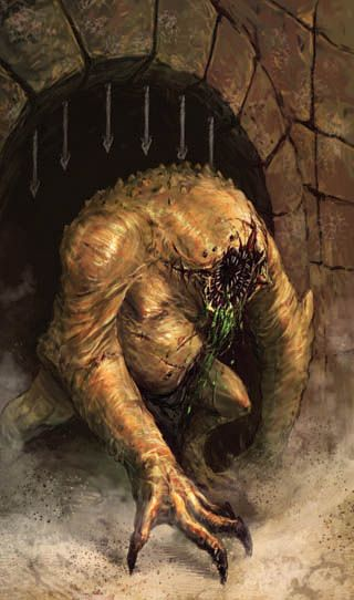 Fantasy creatures | Fantasy Flight Games [News] - Creatures Anathema Preview #2 Fantasy Creatures  #Fantasy #Creatures