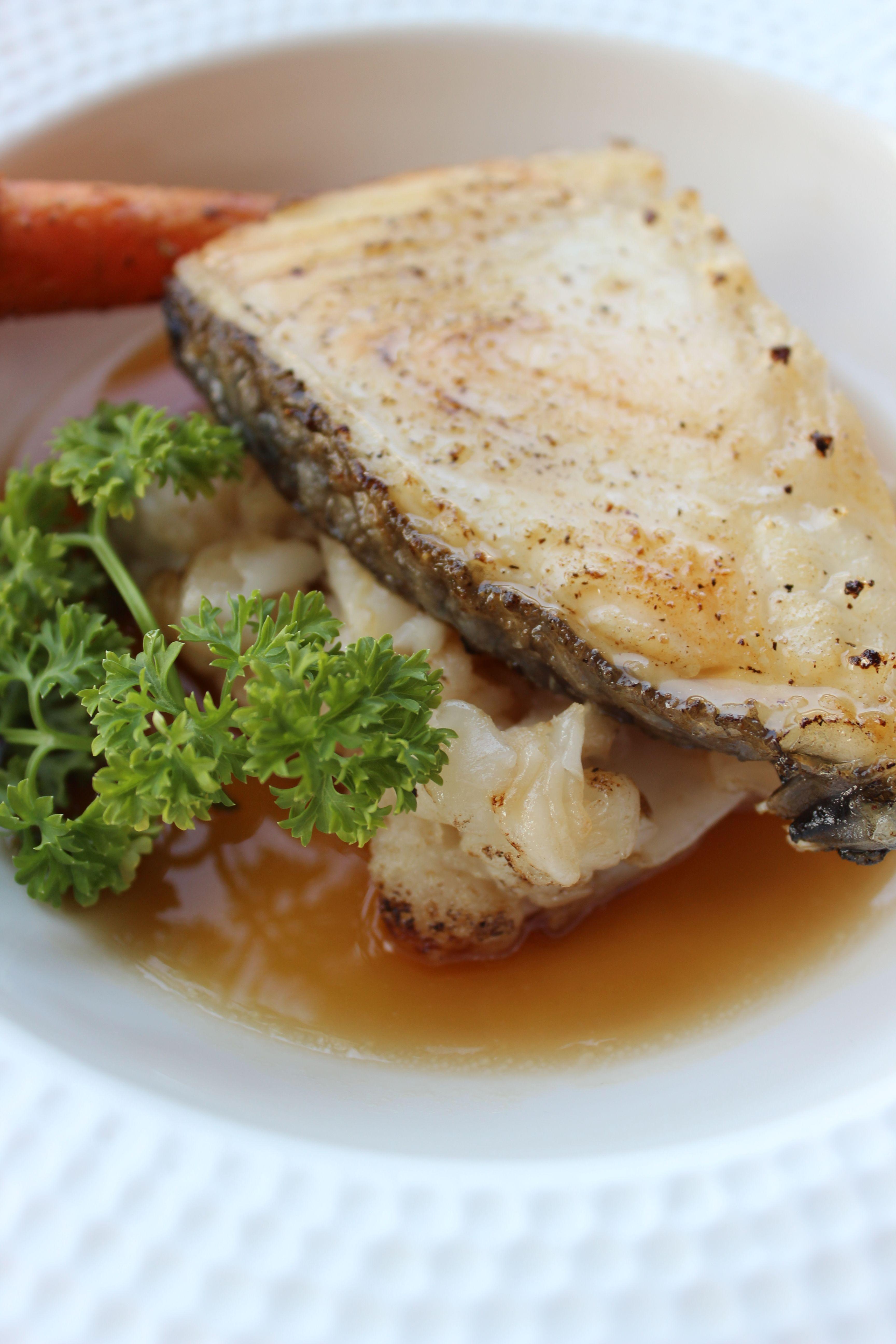Gindara Steak Asian Food Snowfish