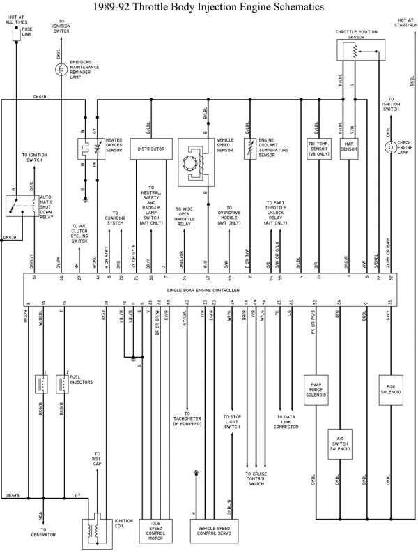 15 1992 Dodge Truck Wiring Diagram Truck Diagram Wiringg Net In 2020 Dodge Dodge Van Ram Van