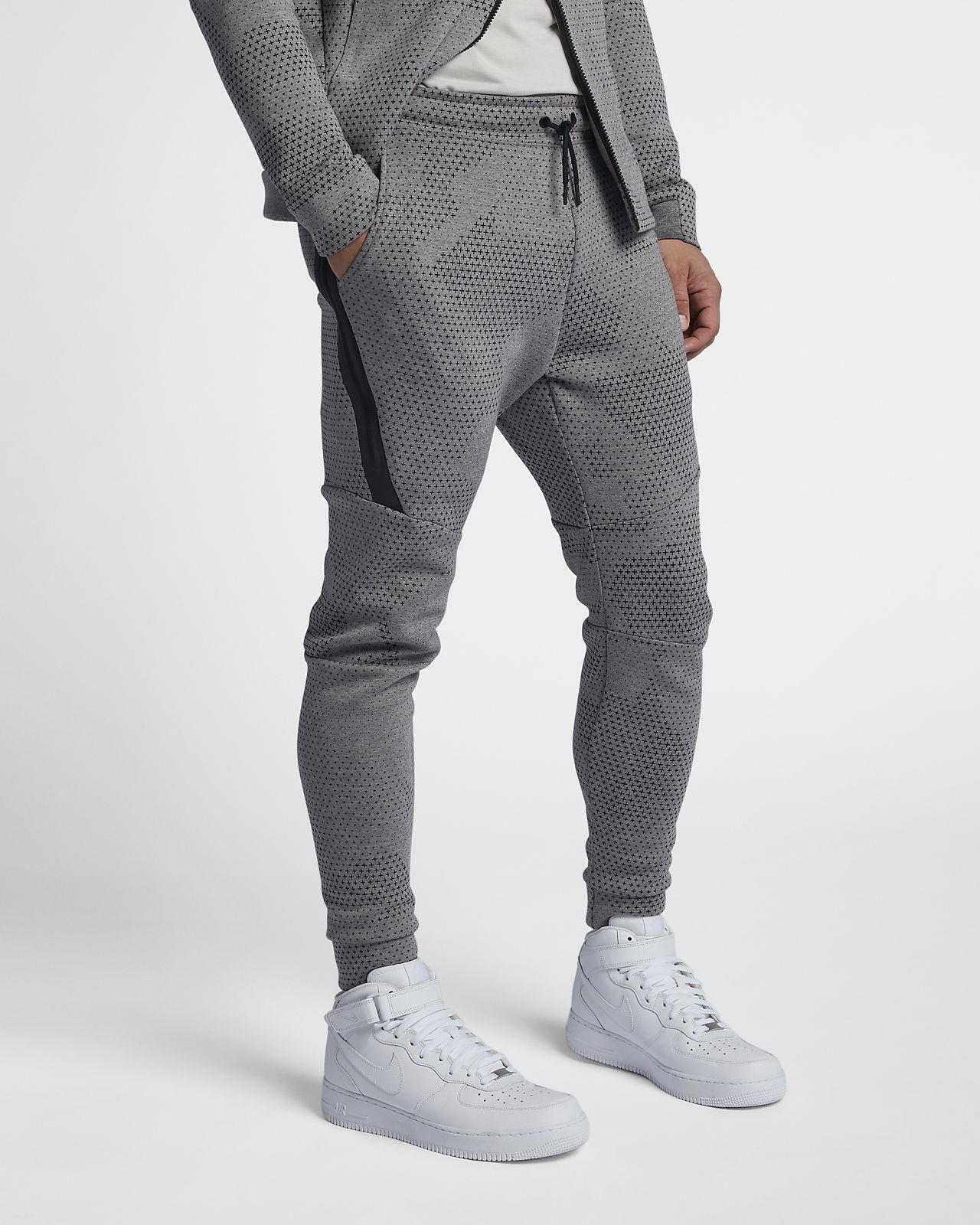 Nike sportswear tech fleece mens trousers