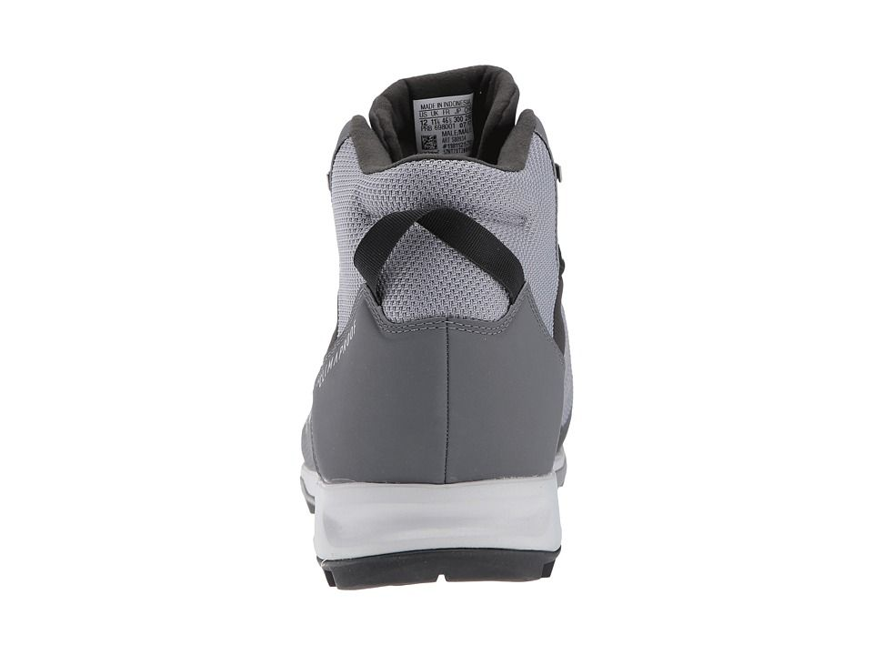 7476a5f7ca78 adidas Outdoor Terrex Tivid MID CP Men s Shoes Grey Four Grey Four Grey Five