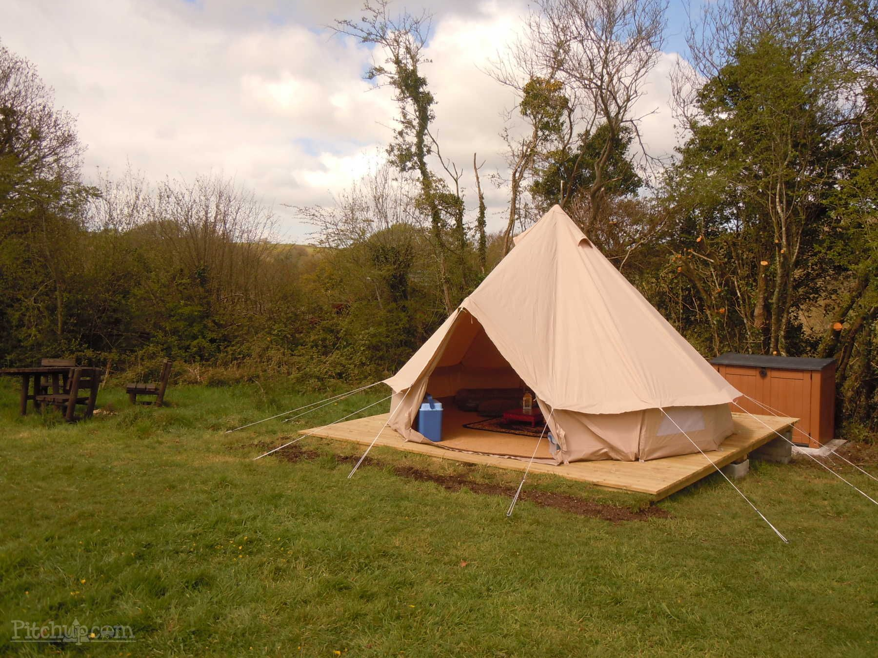 C&ing & Acorn Camping and Glamping Par Cornwall | Cornwall and Camping