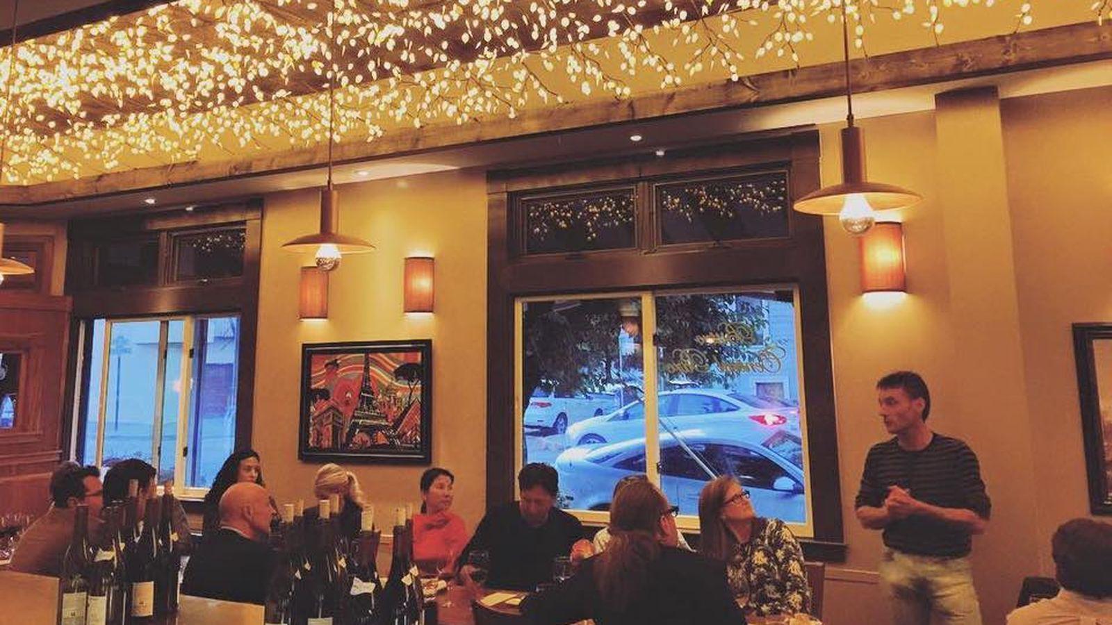 bedste dating restaurant san francisco speed dating stoke på trent 2016