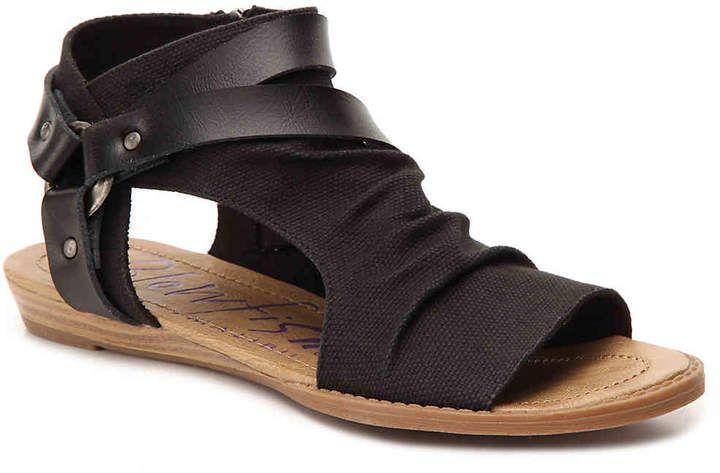 6acaa77b8f28 Blowfish Badey Flat Sandal - Women s  Ad  shoes