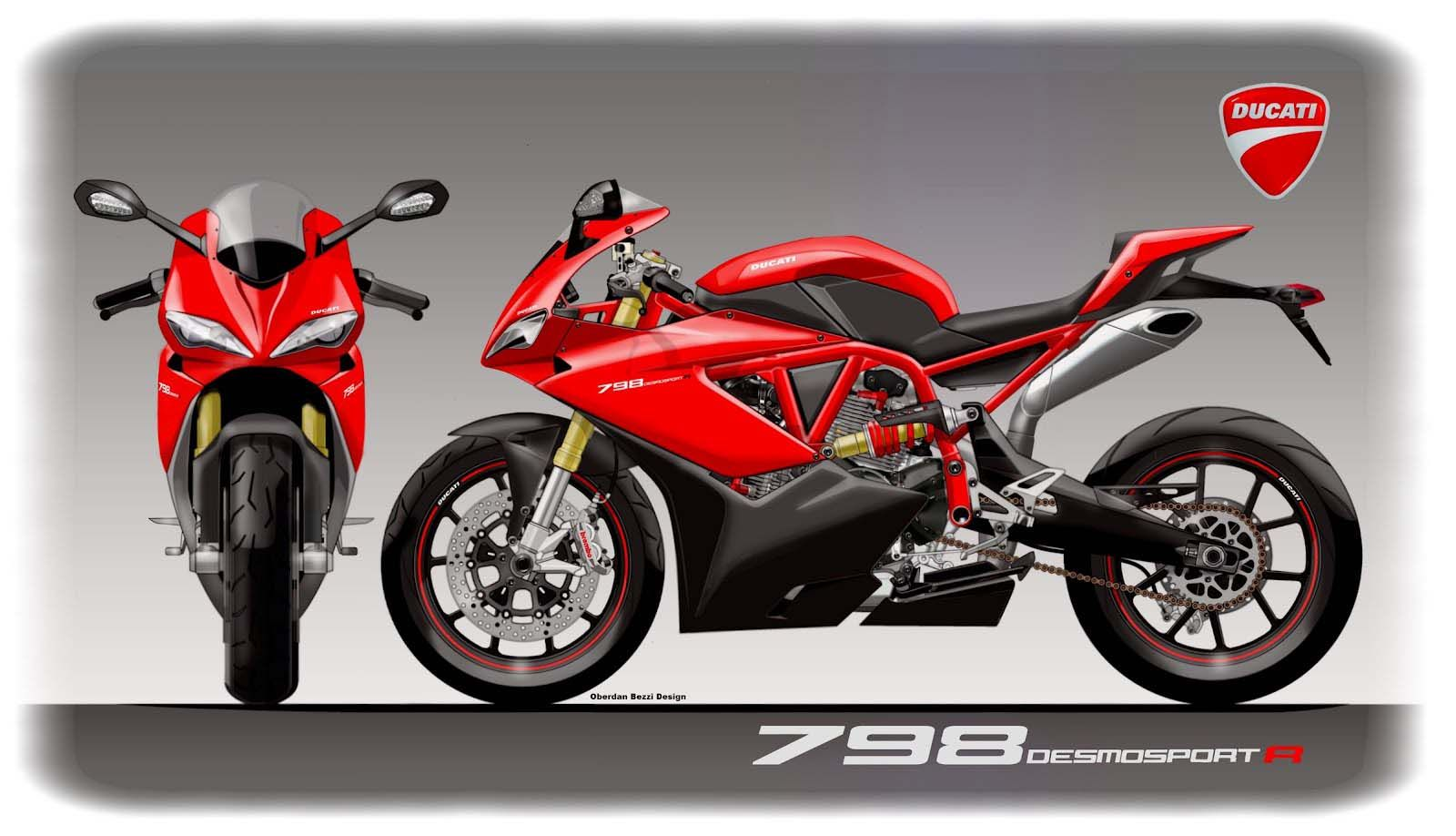 Ducati 798 Desmosport R Concept Ducati Ducati Motorcycles Cool Bikes