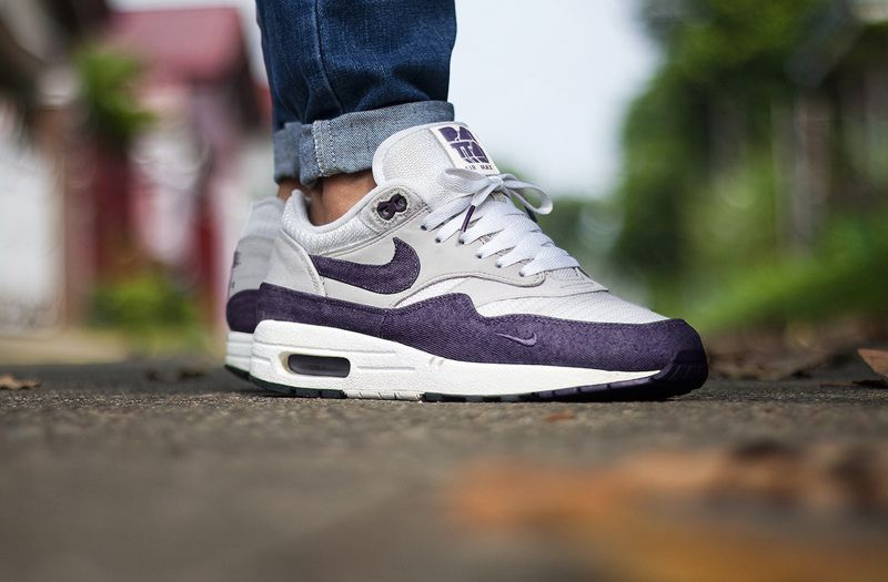 nike air max 1 patta purple denim vest