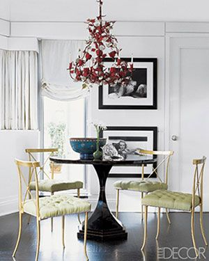 Elle Decor Dining Rooms