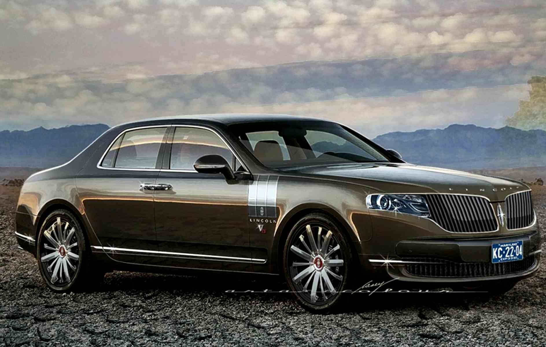 2016 Lincoln Continental Cool Car Wallpapers Other Cars