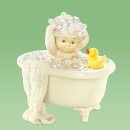 "Department 56: Products - ""Bathed In Bubbles"" - View Products"