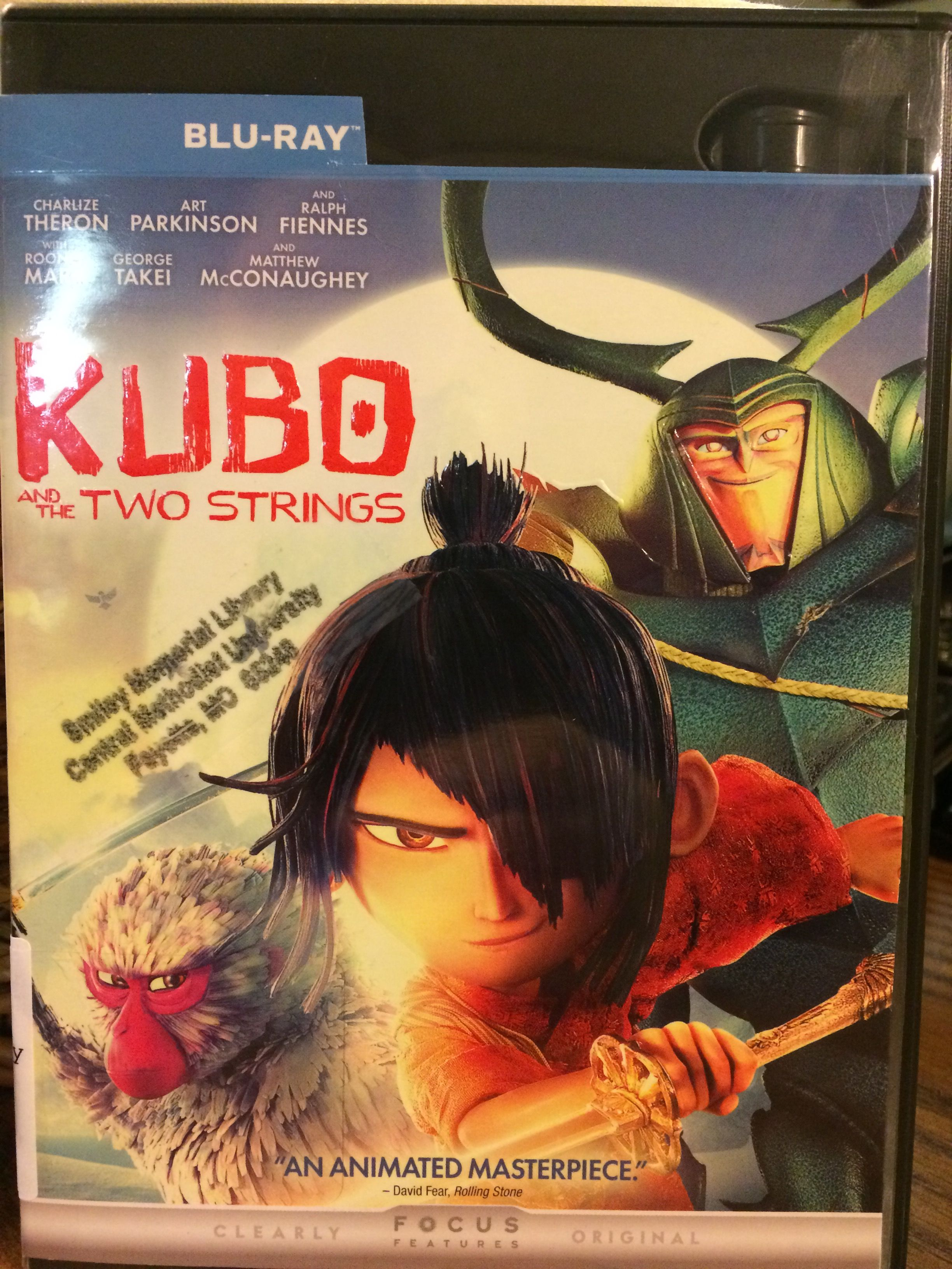 Join Kubo on his quest...