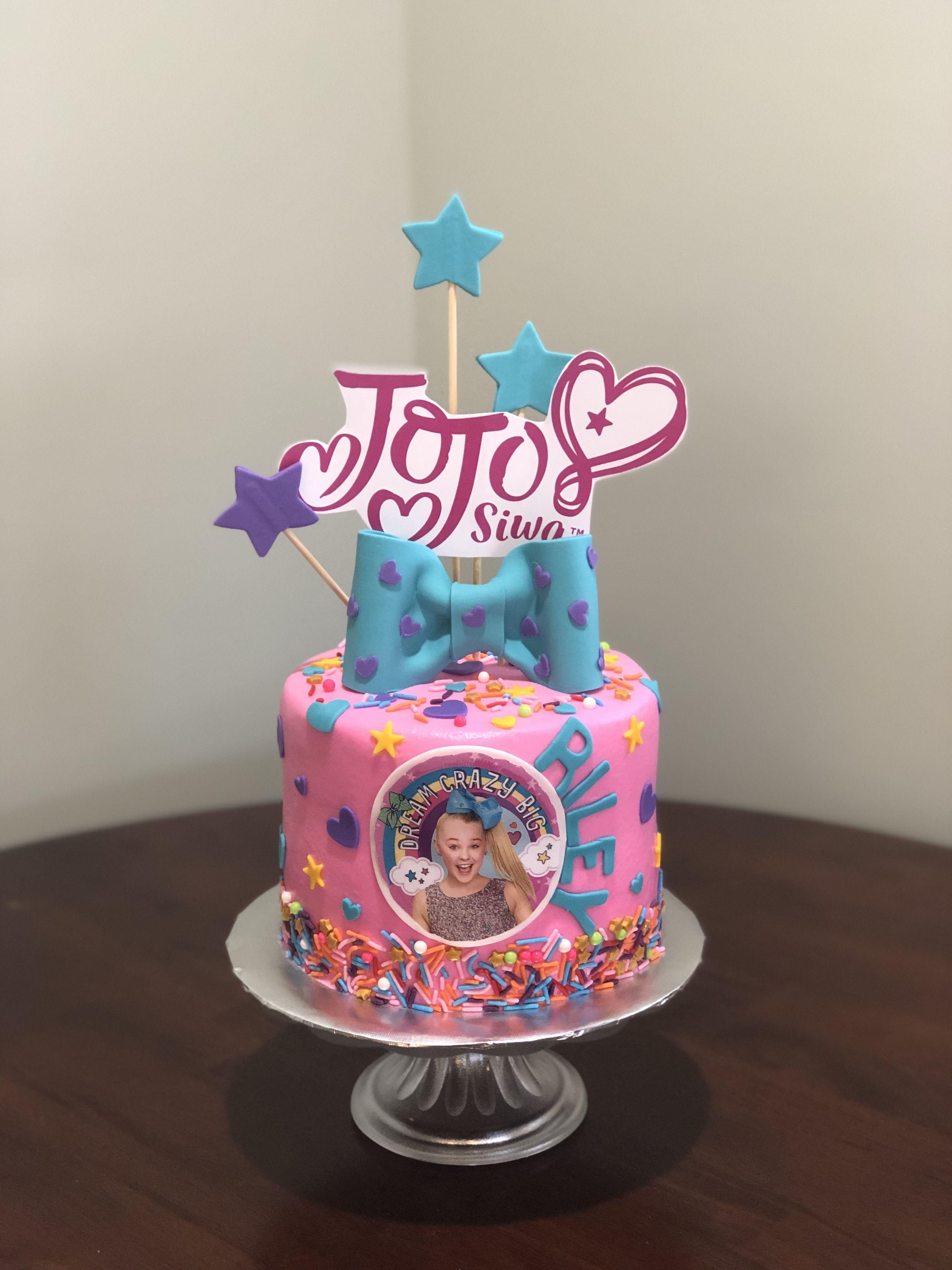 Jojo siwa cake jojo siwa birthday cake jojo siwa