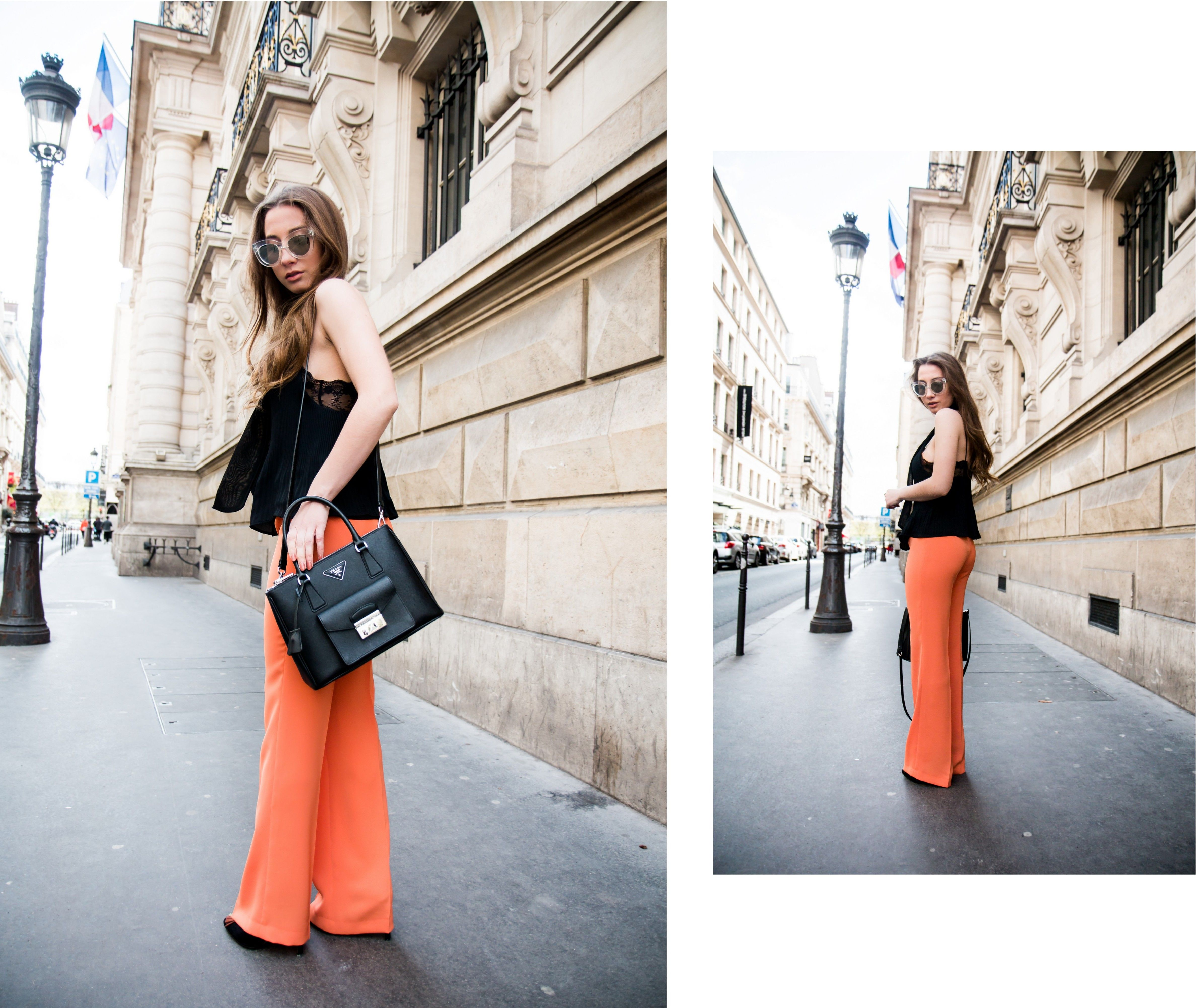 Matildas: Orange flared