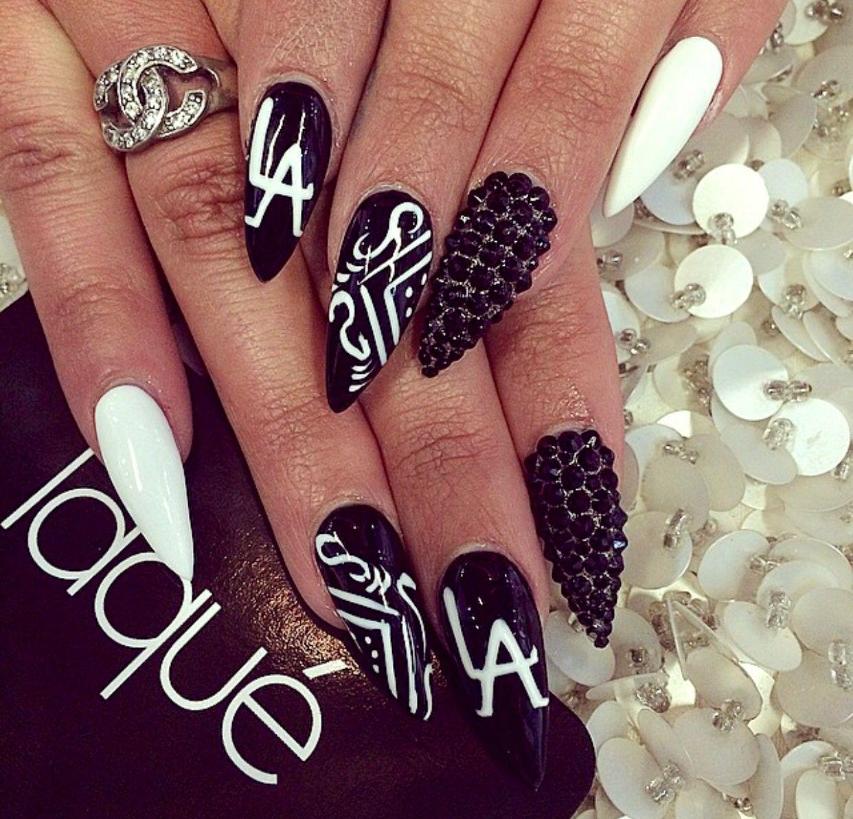 Pin by Michelle DH on Nails yayah! | Nails, My nails, Nail art